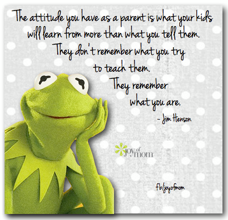 Jim Henson on Attitude
